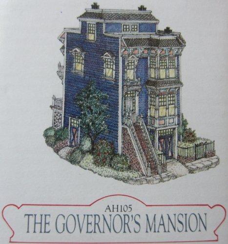 Americana Collection Vintage und Zum Sammeln Liberty Stürzen–der Gouverneure Mansion