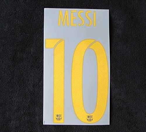 Nike Original 2015 – 2016 Barcelona FC Leo Messi Flock Flock Flock Home Nuovo   Conveniente    modello di moda    Vinci molto apprezzato    Più pratico  bdc81c