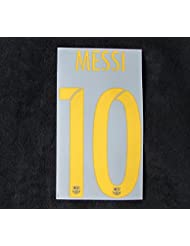 Original 2015–2016Barcelona FC Leo Messi Flock para Nike Home Camiseta nuevo