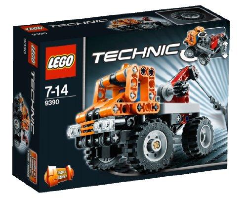 Imagen principal de LEGO Technic 9390 - Minicamión Remolcador