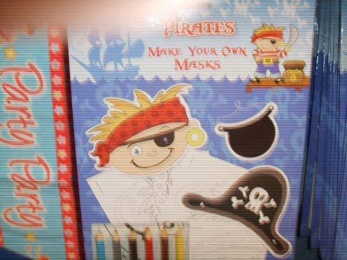 a pirate &oder Prinzessinnenparty? ein Pirat kits-Gute Unterhaltung oder Partyspiel für ()