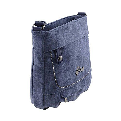 Una borsa-1051 Merkong Caminatta Blu