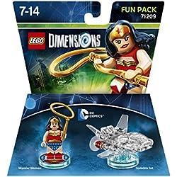 TT Games Lego Dimensions Fun Pack - DC: Wonder Woman