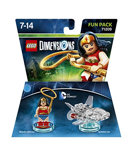 Warner Bros Interactive Spain (VG) Lego Dimensions - Wonder Woman Figure