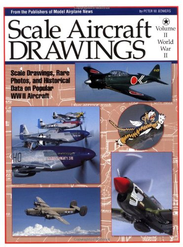 Scale Aircraft Drawings: World War II: 002
