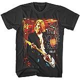 Kurt Cobain You Know You're Right Männer T-Shirt schwarz. Offiziell lizenziert