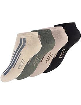 8 Paar Jungen Sneaker Socken