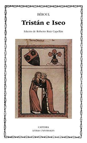 Tristán e Iseo (Letras Universales) por Béroul