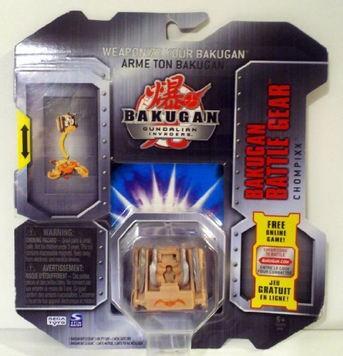 Bakugan Battle Gear Chompixx by Bakugan