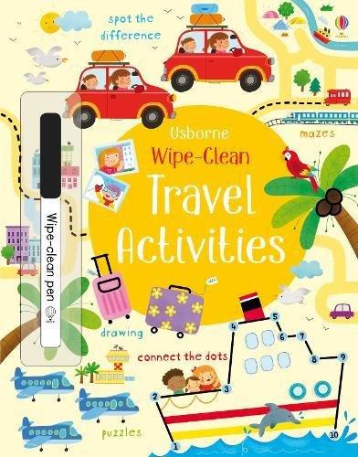 Wipe-Clean Travel Activities (Wipe-clean Activities) por Kirsteen Robson