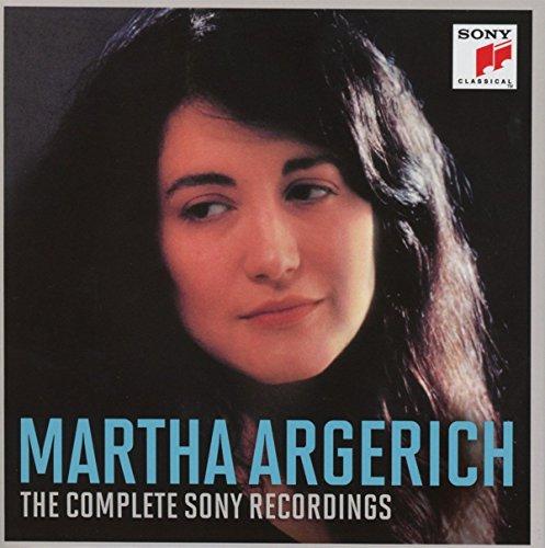 Preisvergleich Produktbild Martha Argerich-Tutte Le Registrazioni Sony [5 CD]