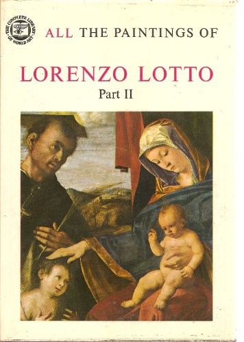 All the paintings of Lorenzo Lotto Part 2
