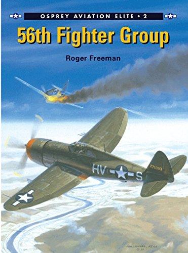56th Fighter Group (Aviation Elite Units) por Roger Freeman