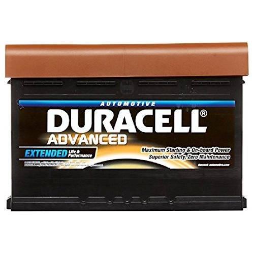 DA95L Duracell Advanced Auto Batteria 12V 95Ah (250 - DA 95L)