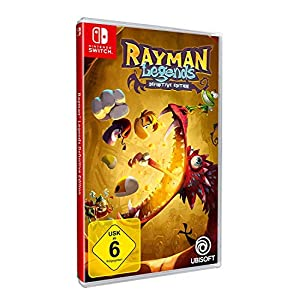 Rayman Legends – Definitive Edition – [Nintendo Switch]