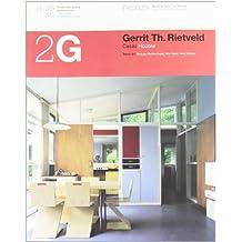 Gerrit Th. Rietveld : casas = houses (2G Books)