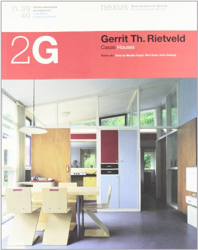 2G N.39/40 Gerrit Th. Rietveld (2G Books)