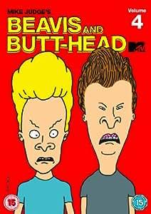 Beavis and Butt-Head - Volume 4 [DVD]