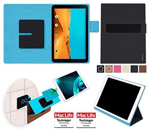 reboon Hülle für LG G Pad II 10.1 Tasche Cover Case Bumper | in Schwarz | Testsieger