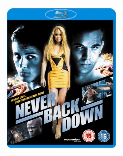 MOMENTUM PICTURES Never Back Down [Blu-ray] [UK Import]