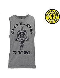 Golds Gym Muscle Joe Sleeveless Tee