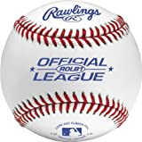 Rawlings ROLB1 Official League Recreational Grade Baseballs (One Dozen)