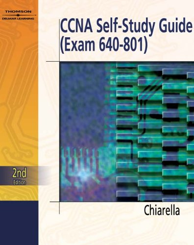 CCNA Self Study Guide Exam 640-801: Routing and Switching: Routing and Switching Exam 640-801 por Anthony Chiarella