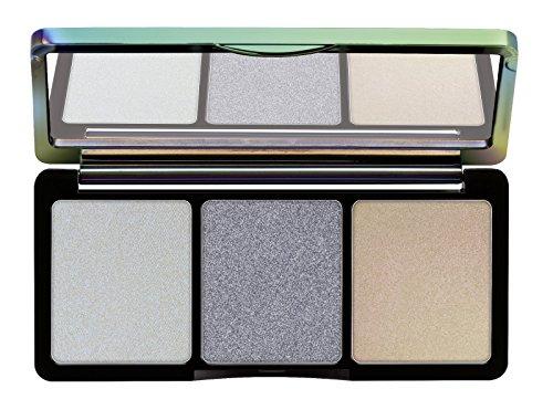 Catrice Cosmetic Lala Berlin Prismatic Palette Eye Shadow Nr. C01 Prismatic Persian Inhalt: 10,5g Trio Eyeshadow Lidschatten