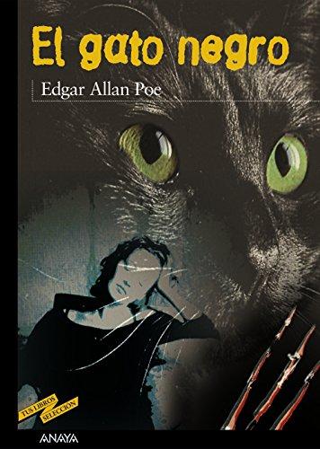 El gato negro (Clásicos - Tus Libros-Selección) por Edgar Allan Poe