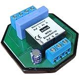 230V Simu Mehrpunktsteuerrelais MPS1-U für Rolladenmotor mit 180 Sekunden Selbsthaltung