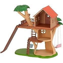 Sylvanian Families - Casa árbol (Epoch para Imaginar 4618)