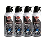 Dust-Off Compressed Gas Duster Pack of 4...