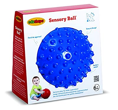 Edushape 18cm Sensory Ball (Colours Vary)
