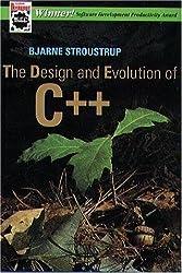 The Design and Evolution of C++ by Bjarne Stroustrup (1994-04-08)