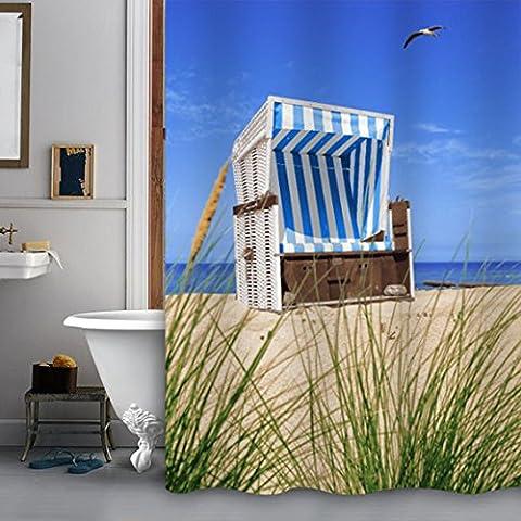 GYMNLJY Tenda doccia Beach dispone di muffa impermeabile tenda di acquazzone del poliestere , 180x200cm