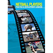 Netball Players Practice and Development Logbook