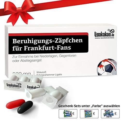 Alles für Frankfurt-Fans by Ligakakao.de Geschenk männer ist jetzt BERUHIGUNGS-ZÄPFCHEN