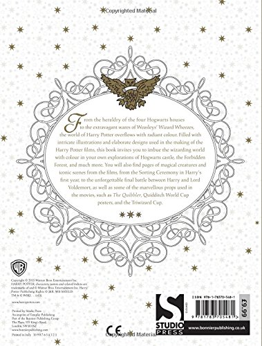 Image of Harry Potter Colouring Book 1