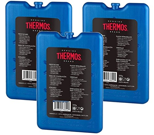 3x Thermos Reuseable Freeze Board – 200 g