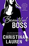 beautiful boss by author christina lauren published march 2016