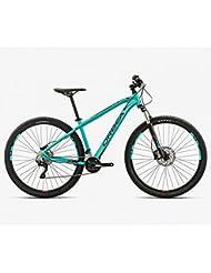 """Orbea MX 20Bicicleta de montaña tamaño 29"""" o 27,5"""", color aqua-schwarz, tamaño 27,5 - S (39)"""