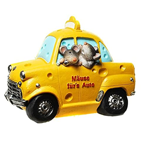 Spardose Mäuse fürs Auto