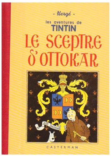 Le Sceptre d'Ottokar (Fac-similé, 1939)