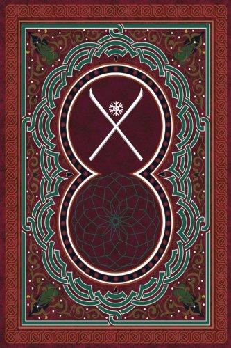 Monogram Skiing Journal: Blank Notebook Diary Log: Volume 64 (Monogram ArabesqueOne 365 Lined) por N.D. Author Services
