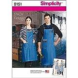Simplicity Pattern 8151 – Patrón de