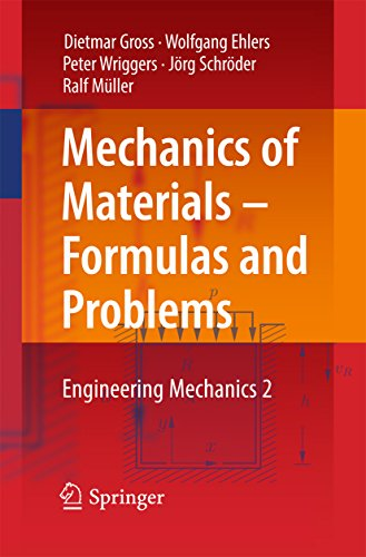Mechanics of materials formulas and problems engineering mechanics of materials formulas and problems engineering mechanics 2 by gross dietmar fandeluxe Choice Image
