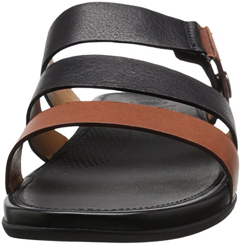 FitFlop Sandali Di Gladdie Slide Black/tan Black/tan