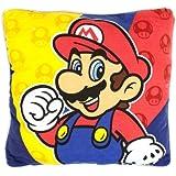 Character World Nintendo Mario Race Shaped Cushion