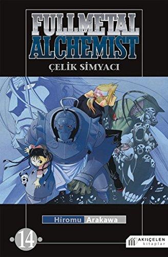 Fullmetal Alchemist - Celik Simyaci 14