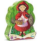 Puzzle-:-Le-petit-chaperon-rouge